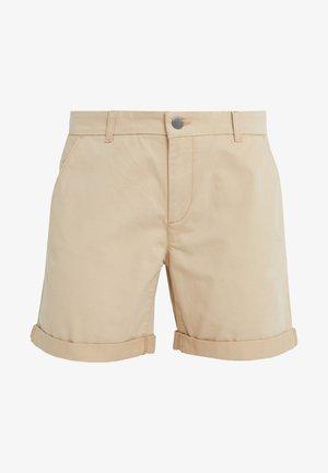 ESSENTIAL - Shorts - stone
