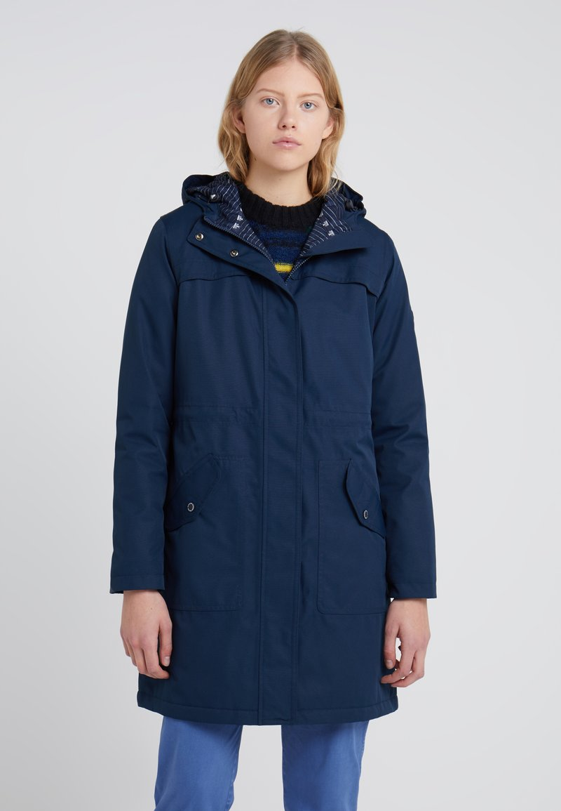 Barbour - SEAFIELD JACKET - Parka - navy