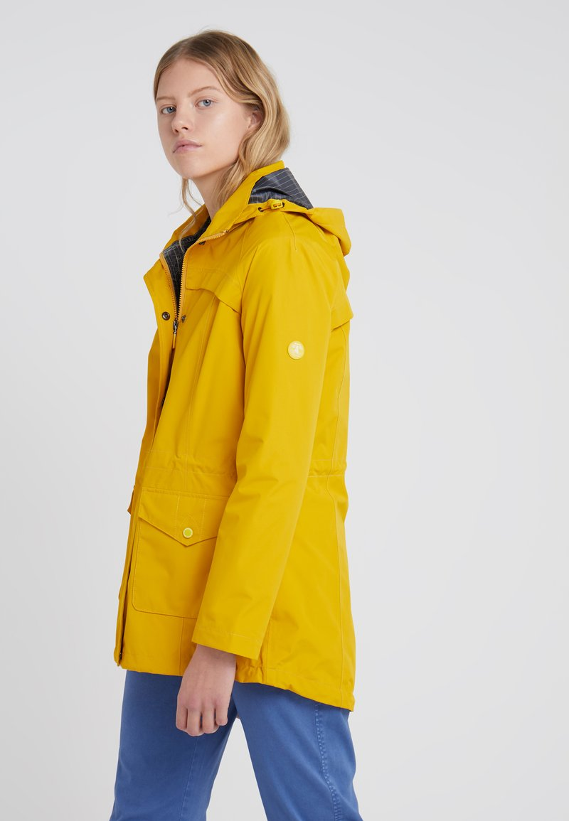 Barbour - DALGETTY - Parka - canary yellow