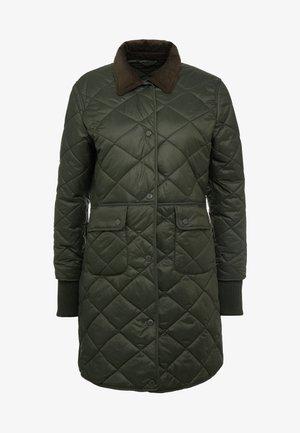 JEDBURGH - Halflange jas - sage