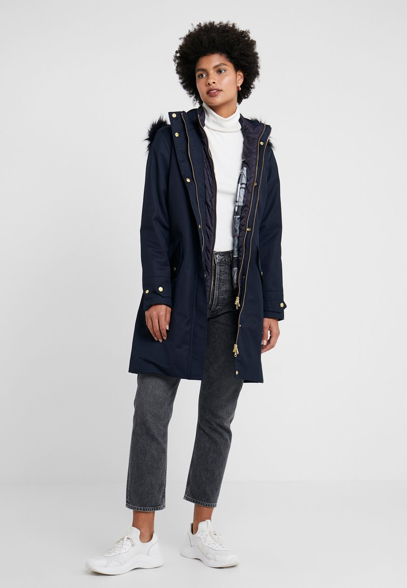 Barbour - BUTE JACKET - Parka - navy