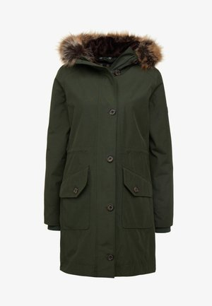 TELLIN JACKET - Parka - wilderness green