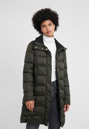 WEATHERAM - Zimní kabát - sage/black