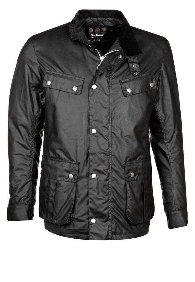 DUKE - Light jacket - black
