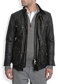 Barbour International - DUKE - Light jacket - black - 5