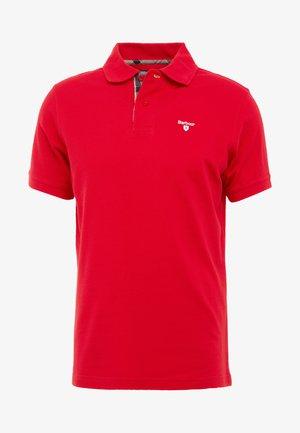TARTAN  - Poloshirt - red