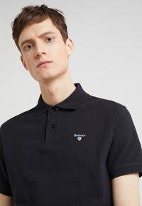 Barbour - TARTAN - Polo shirt - black/modern - 4