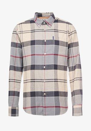 JOHN TAILORED FIT - Shirt - dress tartan