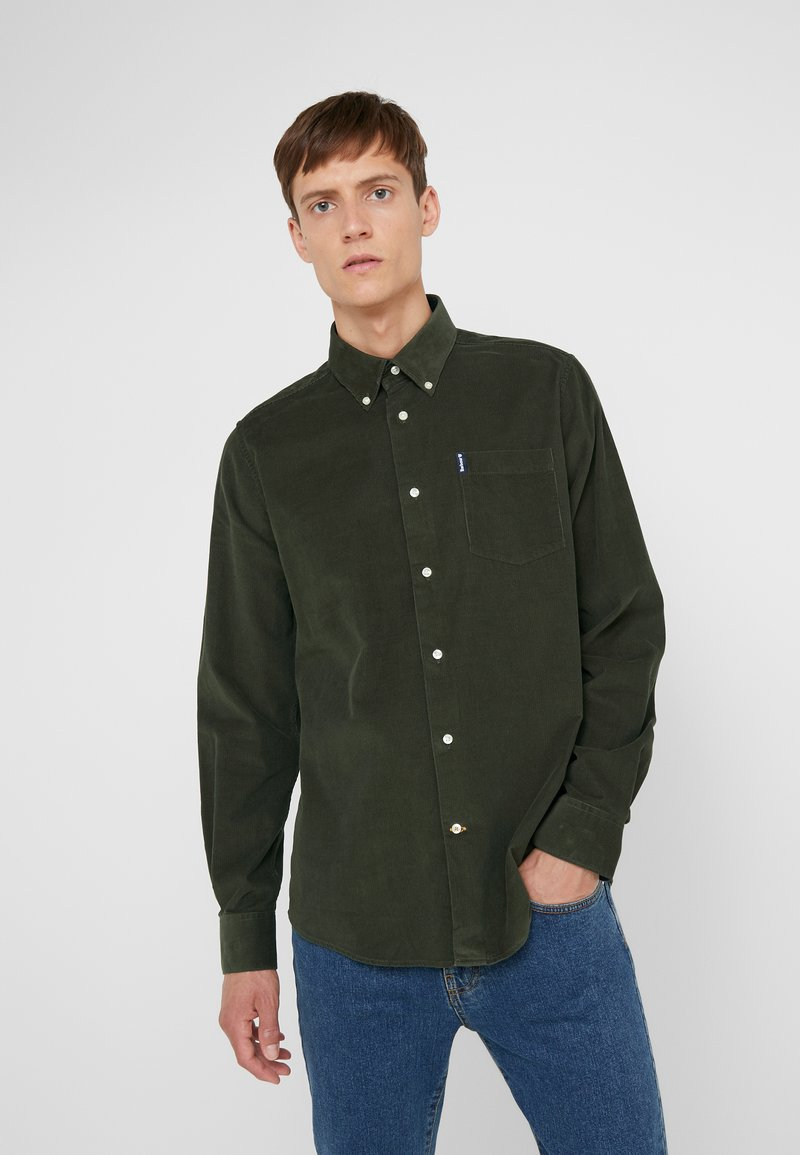 Barbour - TAILORED - Shirt - forest