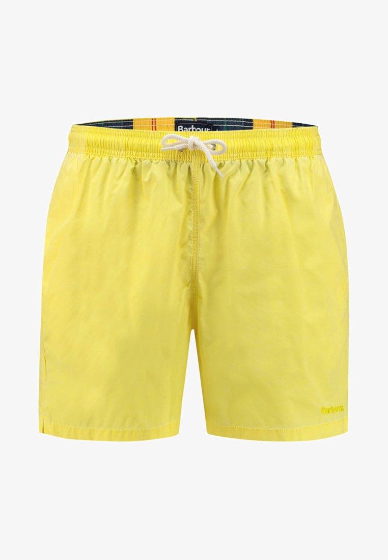 Barbour - TURNBERERRY - Badeshorts - yellow