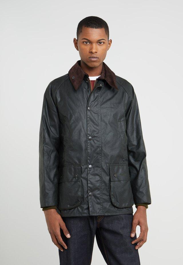 BEDALE - Summer jacket - sedge