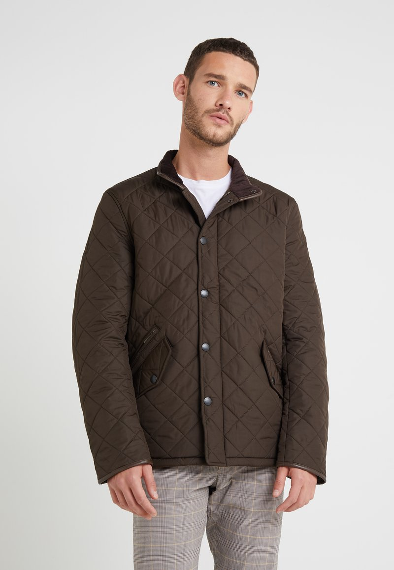 Barbour - POWELL - Jas - olive