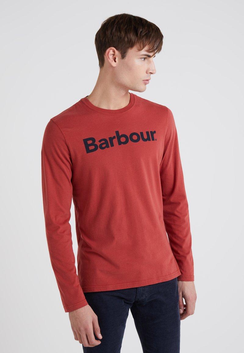 Barbour - ROANOAKE TEE - Langarmshirt - red