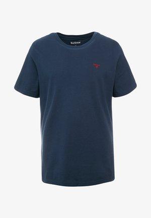 LOGO  - Jednoduché triko - navy