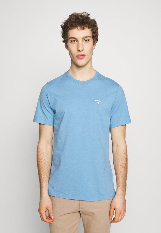 LOGO  - Basic T-shirt - blue