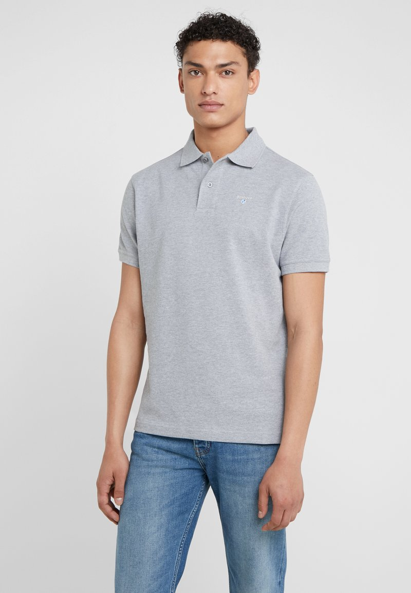 Barbour - SPORTS  - Poloshirt - grey marl