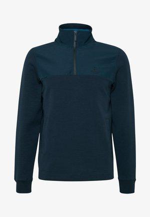 CETUS HALF ZIP - Sweatshirt - navy