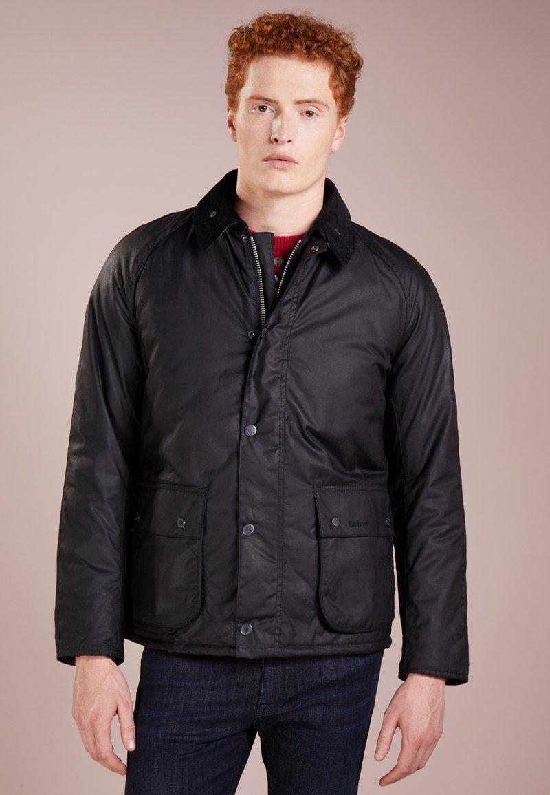 Barbour - STRATHYRE - Light jacket - black