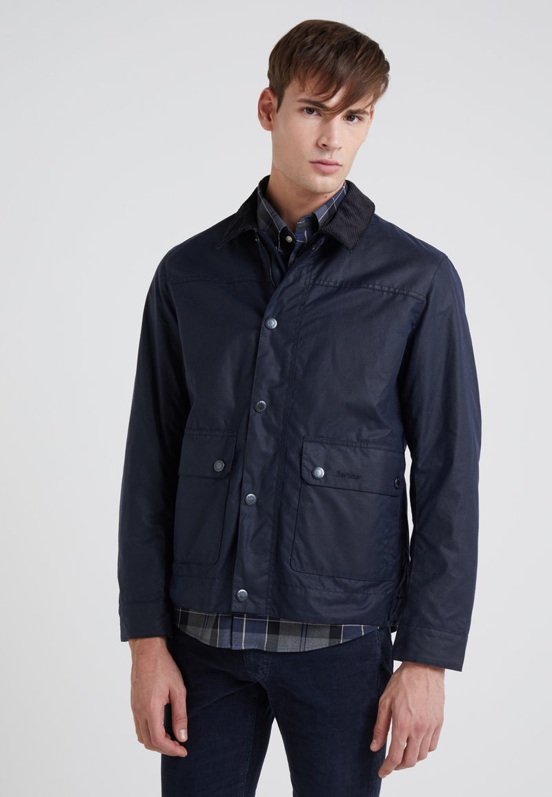 Barbour - KELVIN - Summer jacket - royal navy