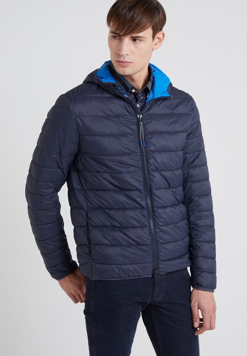 Barbour - TRAWL QUILT - Light jacket - navy
