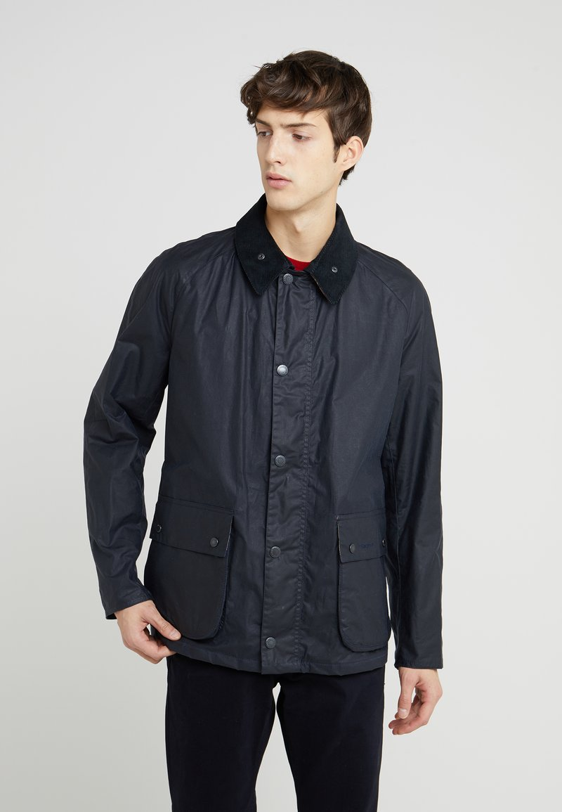 Barbour - BARBOUR GLEN WAX - Leichte Jacke - royal navy