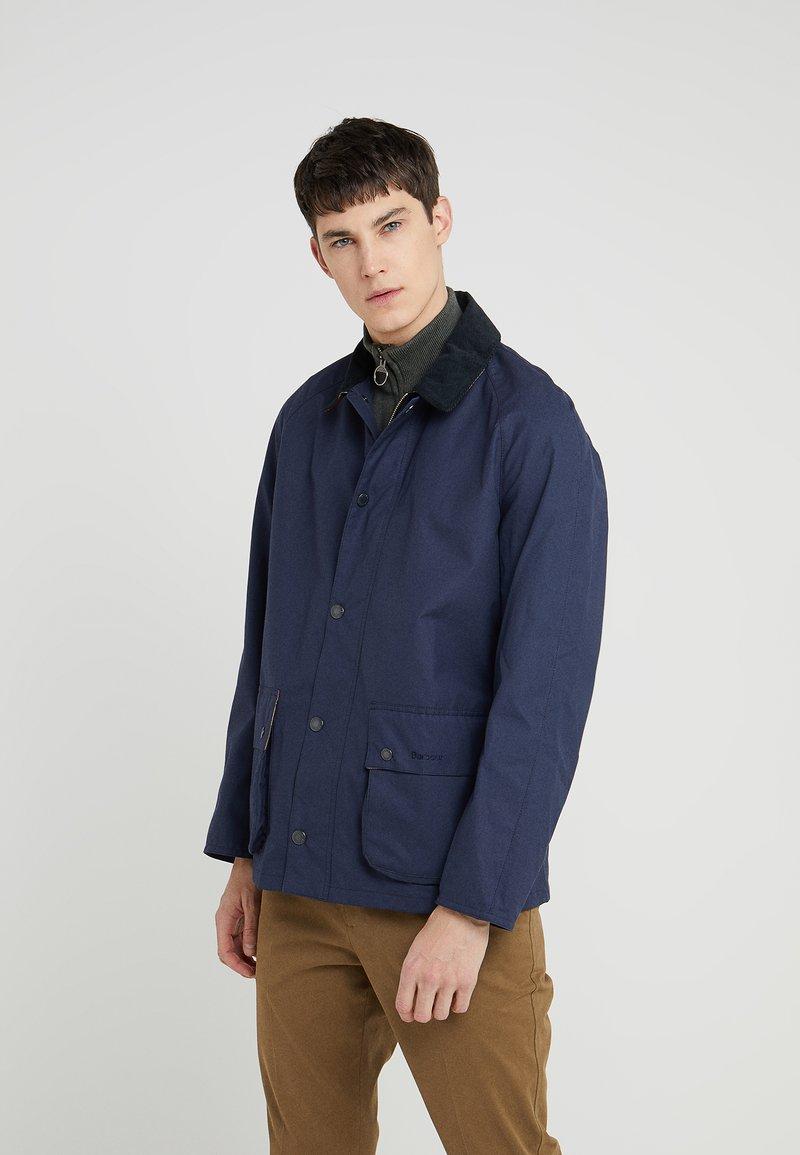 Barbour - AWE CASUAL - Summer jacket - royal navy