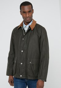 Barbour - ROTHAY WAX ARCHIVE - Korte jassen - archive olive - 0