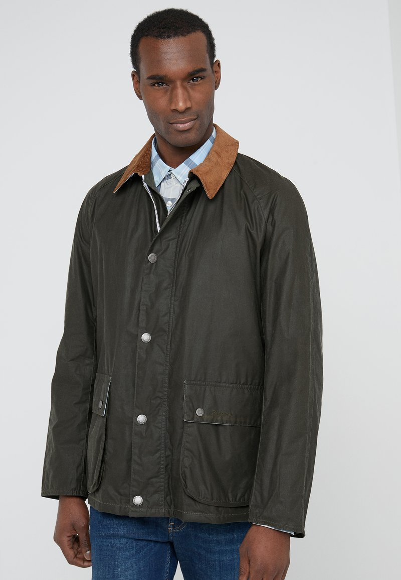 Barbour - ROTHAY WAX ARCHIVE - Korte jassen - archive olive