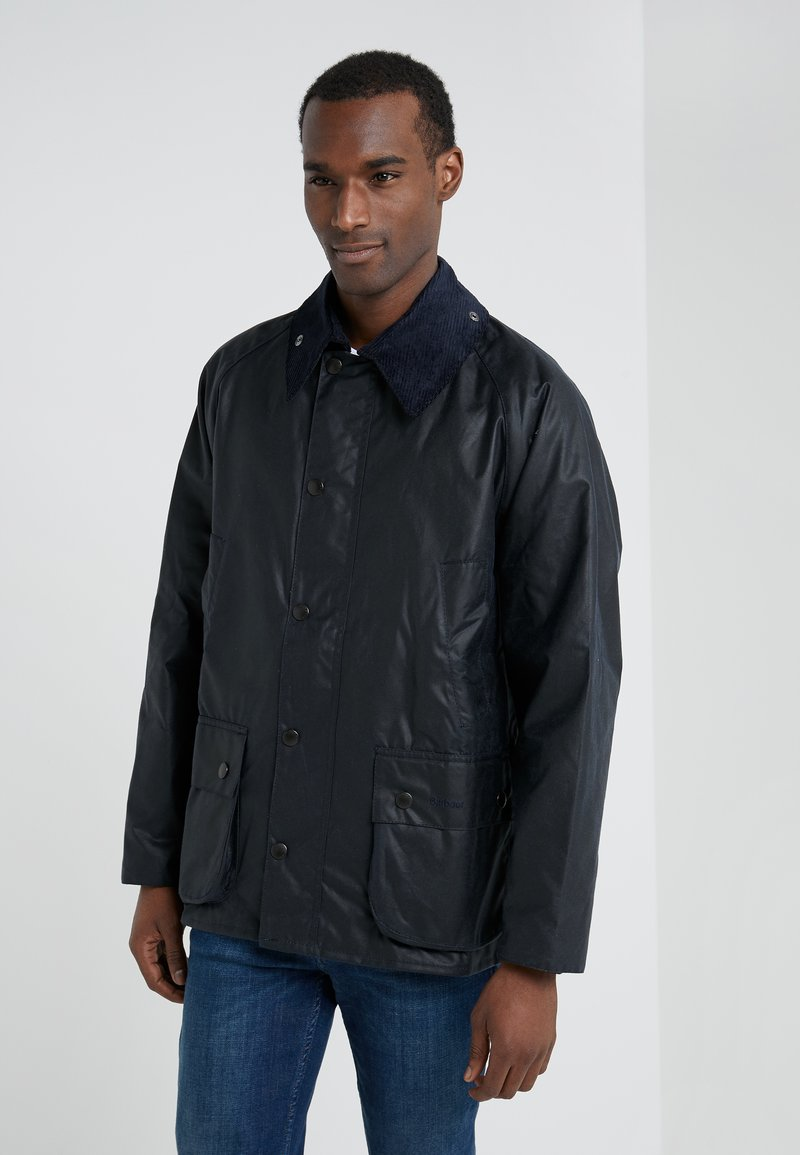 Barbour - BEDALE JACKET - Summer jacket - navy