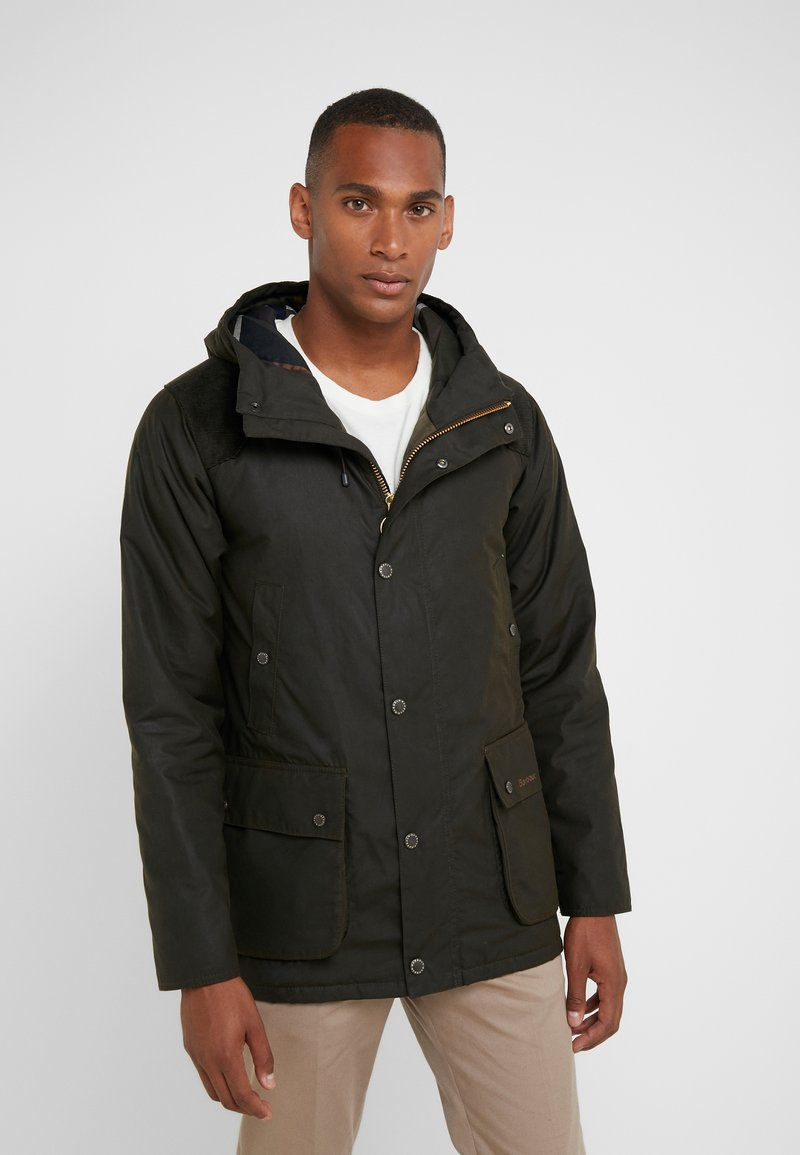 Barbour - LOUTH - Parka - olive