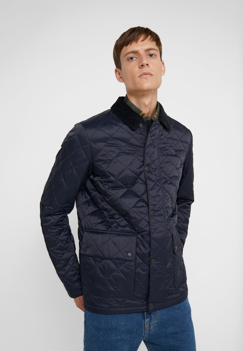 Barbour - DIGGLE QUILT - Light jacket - navy