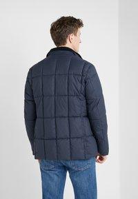 Barbour - YAXLEY QUILT - Winter jacket - navy - 2