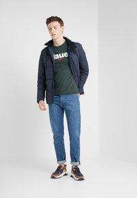 Barbour - YAXLEY QUILT - Winter jacket - navy - 1