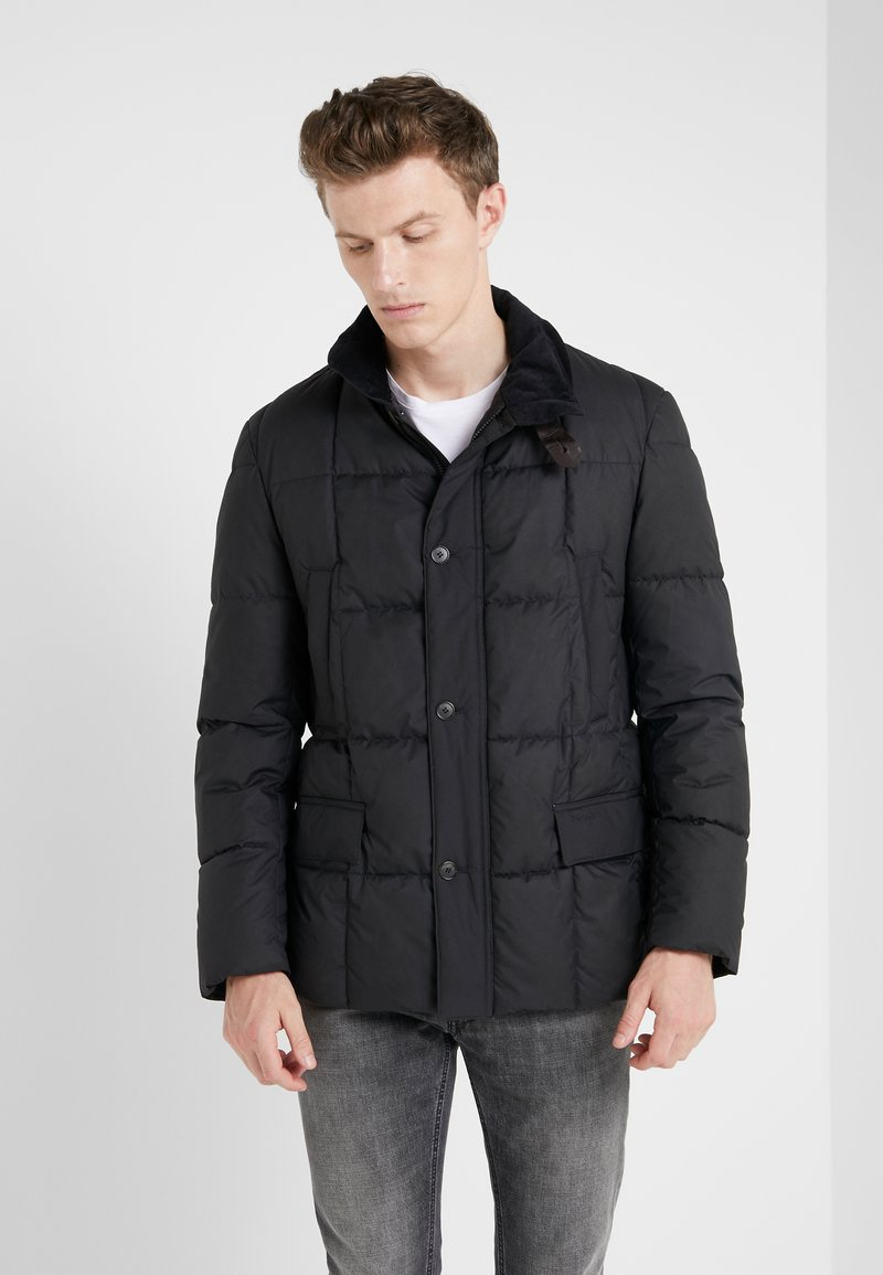 Barbour - YAXLEY QUILT - Winterjacke - black