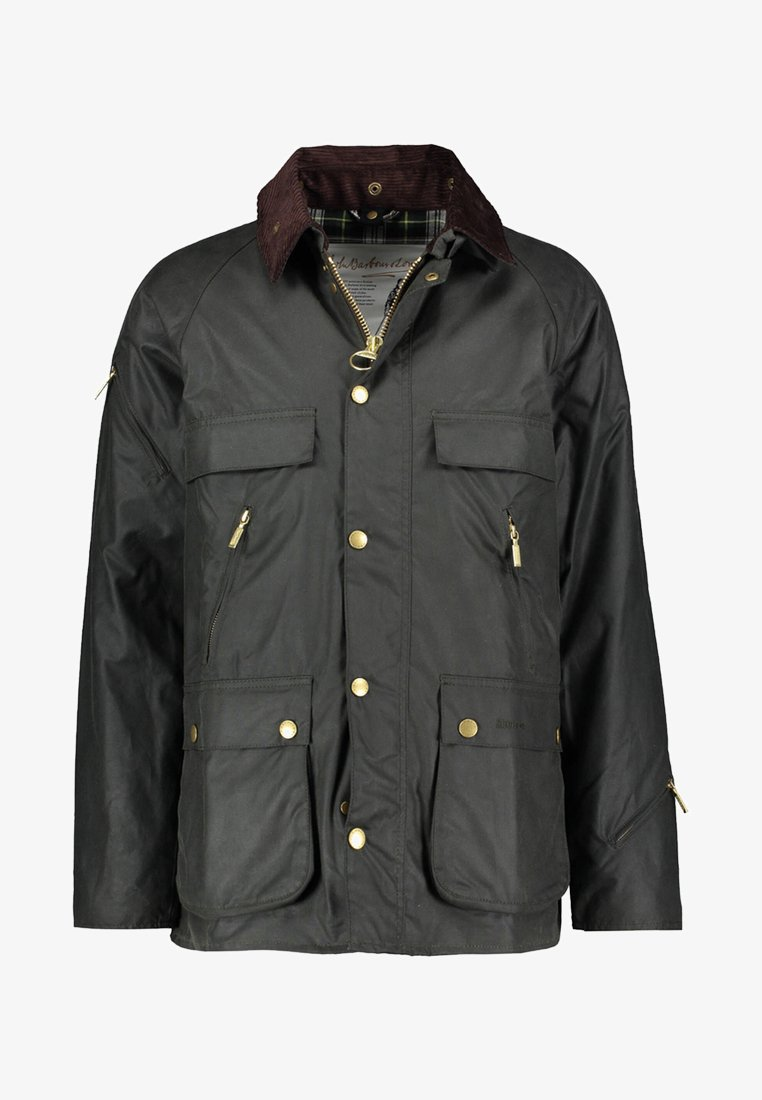 Barbour - ICONS BEDALE - Outdoorjacke - olive
