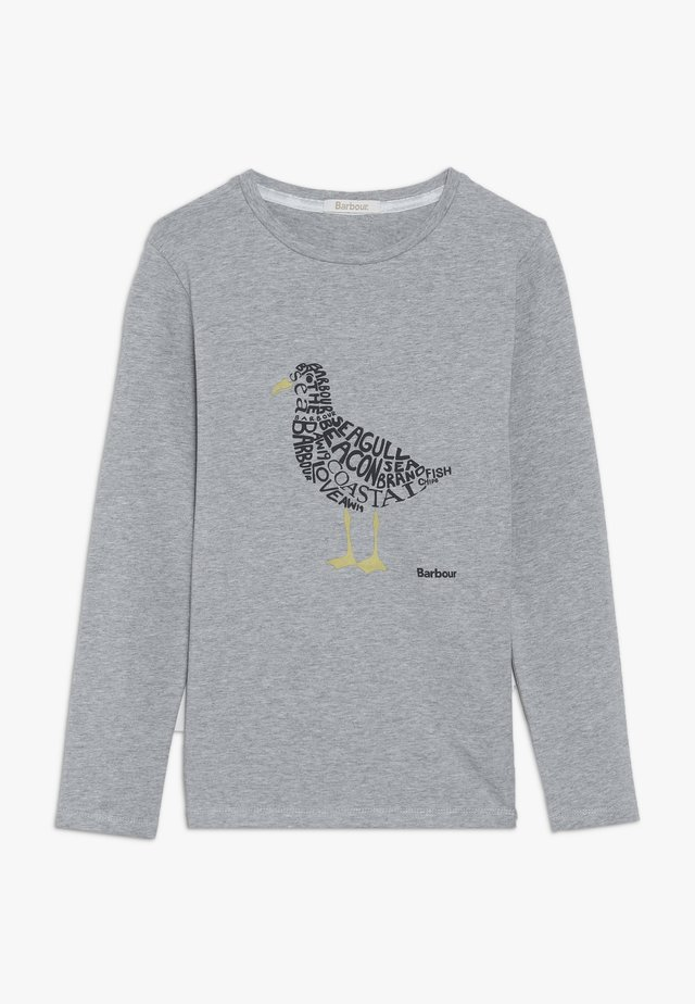 GIRLS PADDLE TEE - T-shirt à manches longues - light grey marl