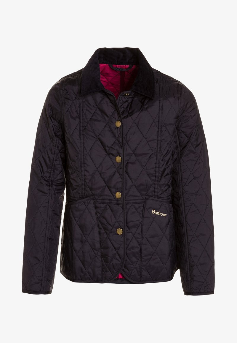Barbour - SUMMER LIDDESDALE  - Winterjacke - navy/fushia