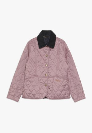 GIRLS SUMMER LIDDESDALE - Winter jacket - rose bay/navy