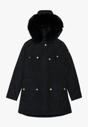 GIRLS HORSEPOWER JACKET - Parka - black