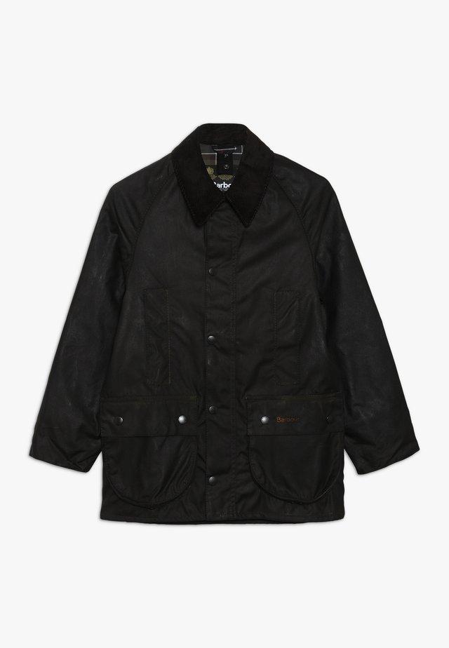CLASSIC BEAUFORT - Waterproof jacket - mottled olive