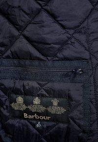 Barbour - LIDDESDALE - Veste d'hiver - navy - 4
