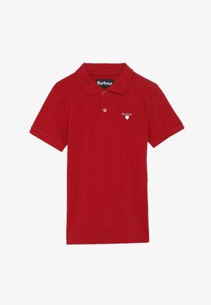 BOYS ESSENTIAL  - Polo shirt - rich red