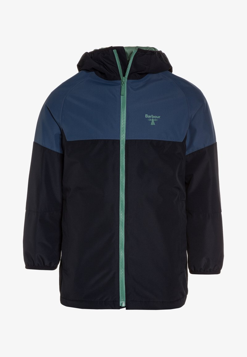 Barbour - BOYS TROUTBECK - Wintermantel - navy