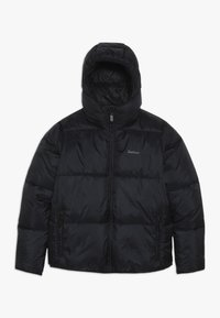 Barbour - BOYS ROSS QUILT - Winter jacket - black - 0