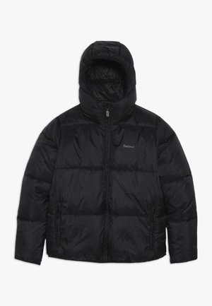 BOYS ROSS QUILT - Winter jacket - black