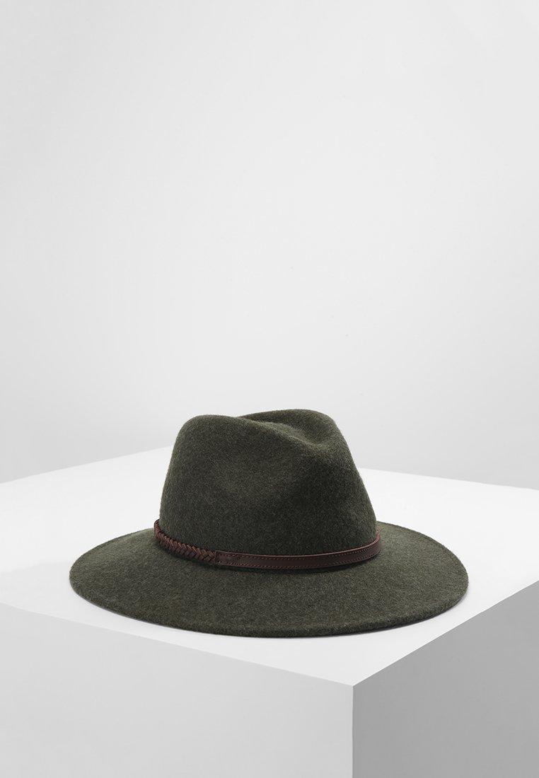 Barbour - TACK FEDORA - Hat - olive melange