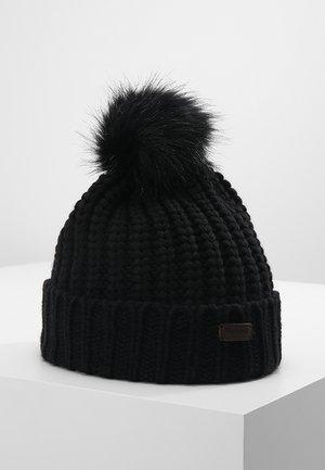 SALTBURN BEANIE - Muts - black