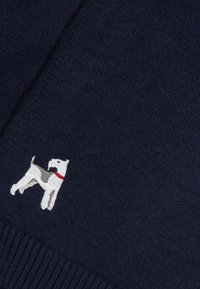 Barbour - ANIMAL SCARF - Scarf - navy - 3
