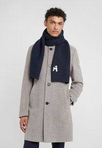 Barbour - ANIMAL SCARF - Scarf - navy - 0