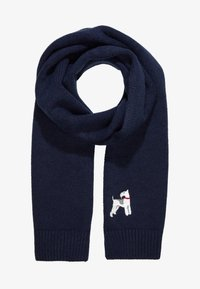 Barbour - ANIMAL SCARF - Scarf - navy - 2